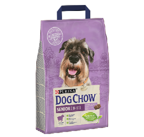 Purina Dog Chow Senior, jagnięcina 14 kg