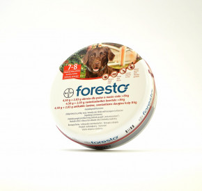 Foresto Obroża dla psów powyżej 8 kg