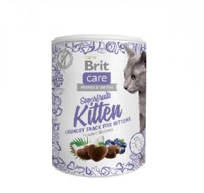 Brit Care Cat Snack Superfruits Kitten 100 g