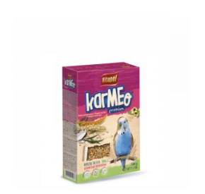 Vitapol KARMEO Premium Karma pełnoporcjowa dla papużki falistej 500 g kartonik