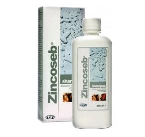Zincoseb Shampoo 250 ml