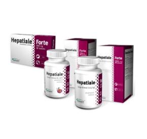 Hepatiale Forte Large Breed (+25 kg)