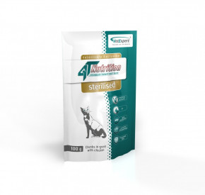 4T Nutrition STERILISED CAT 100 g