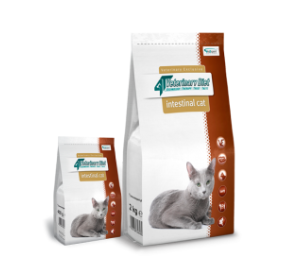 4T Veterinary Diet INTESTINAL CAT 2 kg