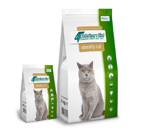 4T Veterinary Diet OBESITY CAT 2 kg