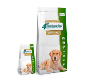 4T Veterinary Diet OBESITY DOG 14 kg