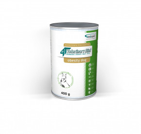 4T Veterinary Diet OBESITY DOG 400 g
