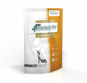 4T Veterinary Diet RENAL CAT 100 g