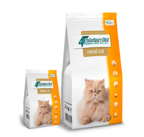 4T Veterinary Diet RENAL CAT 400 g