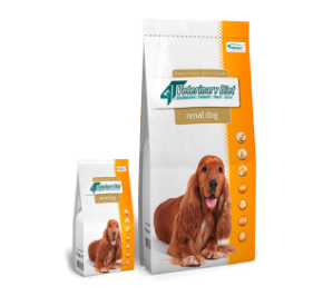 4T Veterinary Diet RENAL DOG 14 kg