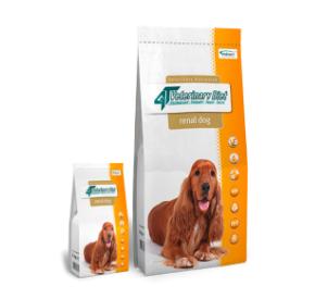 4T Veterinary Diet RENAL DOG 2 kg