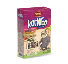 Vitapol KARMEO Premium Karma pełnoporcjowa dla nimfy 500 g kartonik