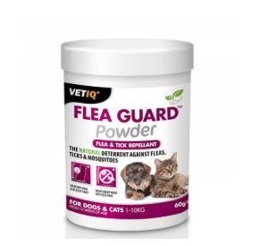 VETIQ Flea Guard Pchły i kleszcze 60 g