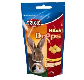 TRIXIE Dropsy witaminowe dla gryzoni i królika Jogurtowe 75 g