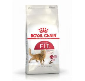 Royal Canin FIT Karma dla kotów aktywnych 2 kg