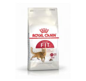 Royal Canin FIT Karma dla kotów aktywnych 10 kg