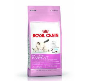 Royal Canin MOTHER & BABYCAT Karma dla kotek karmiących i kociąt od 1. do 4. miesiąca życia 2 kg