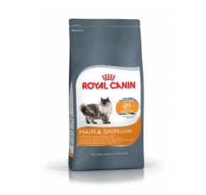 Royal Canin HAIR & SKIN Karma dla kotów dla zdrowej sierści i skóry 2 kg