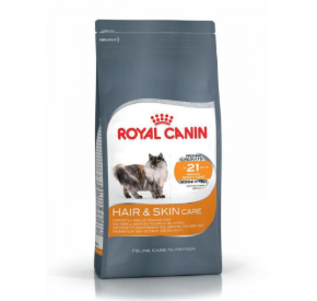 Royal Canin HAIR & SKIN Karma dla kotów dla zdrowej sierści i skóry 10 kg