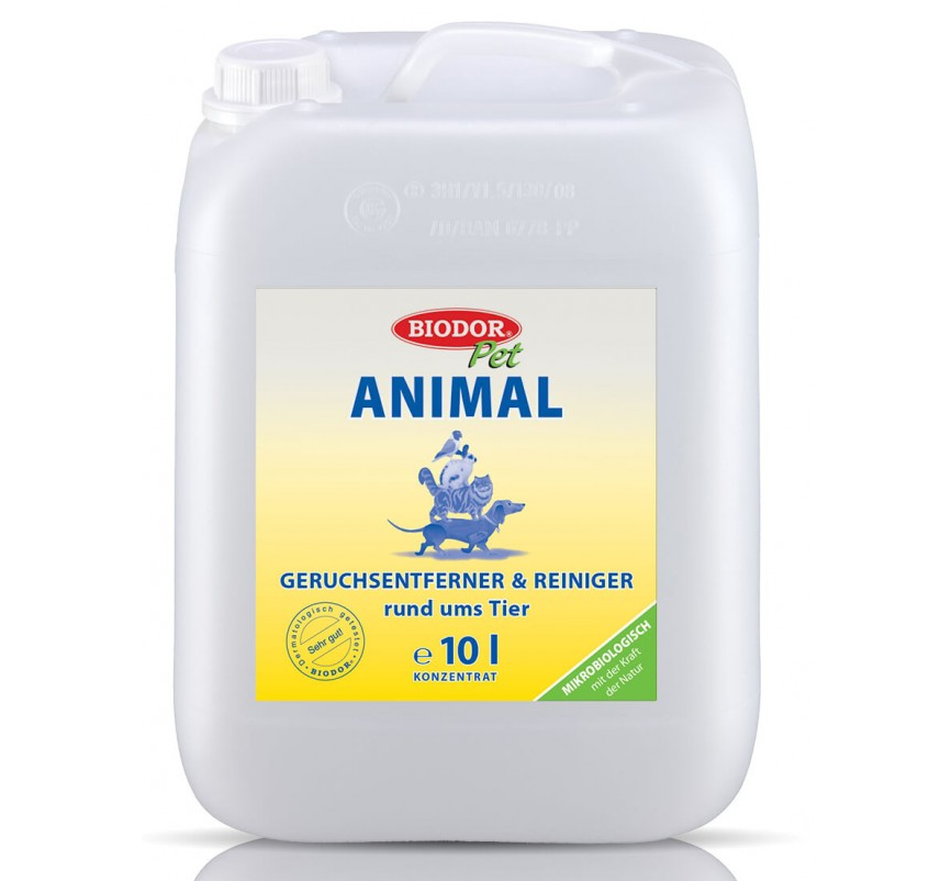BIODOR Pet ANIMAL Koncentrat 10 l