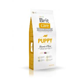 BRIT CARE PUPPY LAMB & RICE hipoalergiczna/szczenięta/wszystkie rasy 1 kg