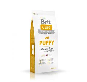 BRIT CARE PUPPY LAMB & RICE hipoalergiczna/szczenięta/wszystkie rasy 12 kg