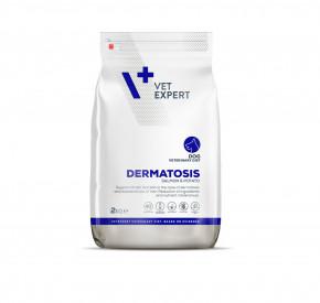 4T Veterinary Diet DERMATOSIS DOG Salmon & Potato 2 kg