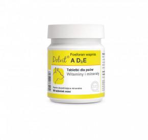 Dolvit Fosforan wapnia A D3E 90 tabletek mini