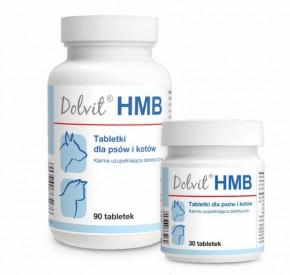 Dolvit HMB 30 tabletek