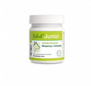 Dolvit Junior mini 90 tabletek