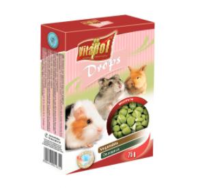 Vitapol Dropsy warzywne dla gryzoni i królika