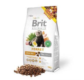 BRIT ANIMALS FERRET Karma dla fretki 300 g