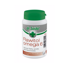 dr Seidel Flawitol Omega 6 60 kapsułek