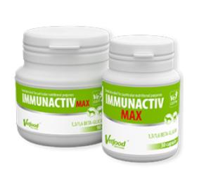 Immunactiv MAX 30 kapsułek