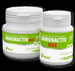 Immunactiv MAX 90 kapsułek