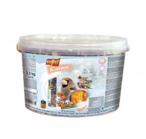 Vitapol Karma pełnoporcjowa dla ptaków zimujących 2,2 kg