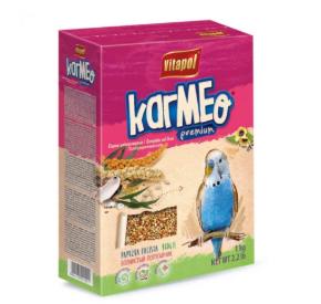 Vitapol KARMEO Premium Karma pełnoporcjowa dla papużki falistej 1 kg