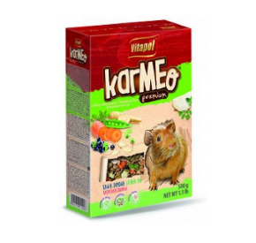 Vitapol KARMEO Premium Karma pełnoporcjowa dla świnki morskiej 500 g