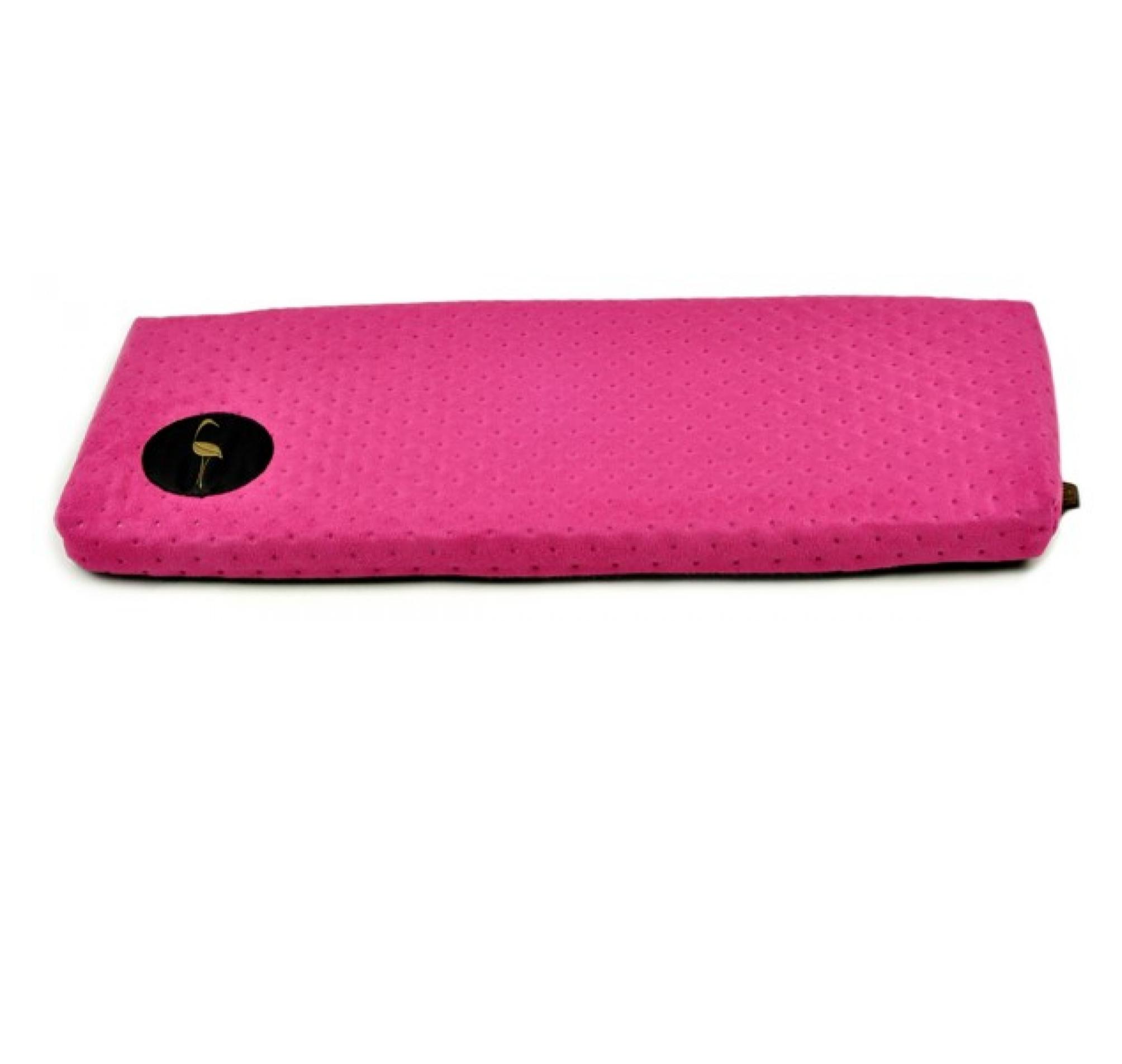LAUREN design Parapeciak CLEO różowy pikowany