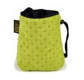 LAUREN design Saszetka treningowa zielona pikowana