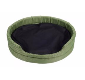 dr Seidel Legowisko prozdrowotne z gryką zielono czarne 38/29 cm
