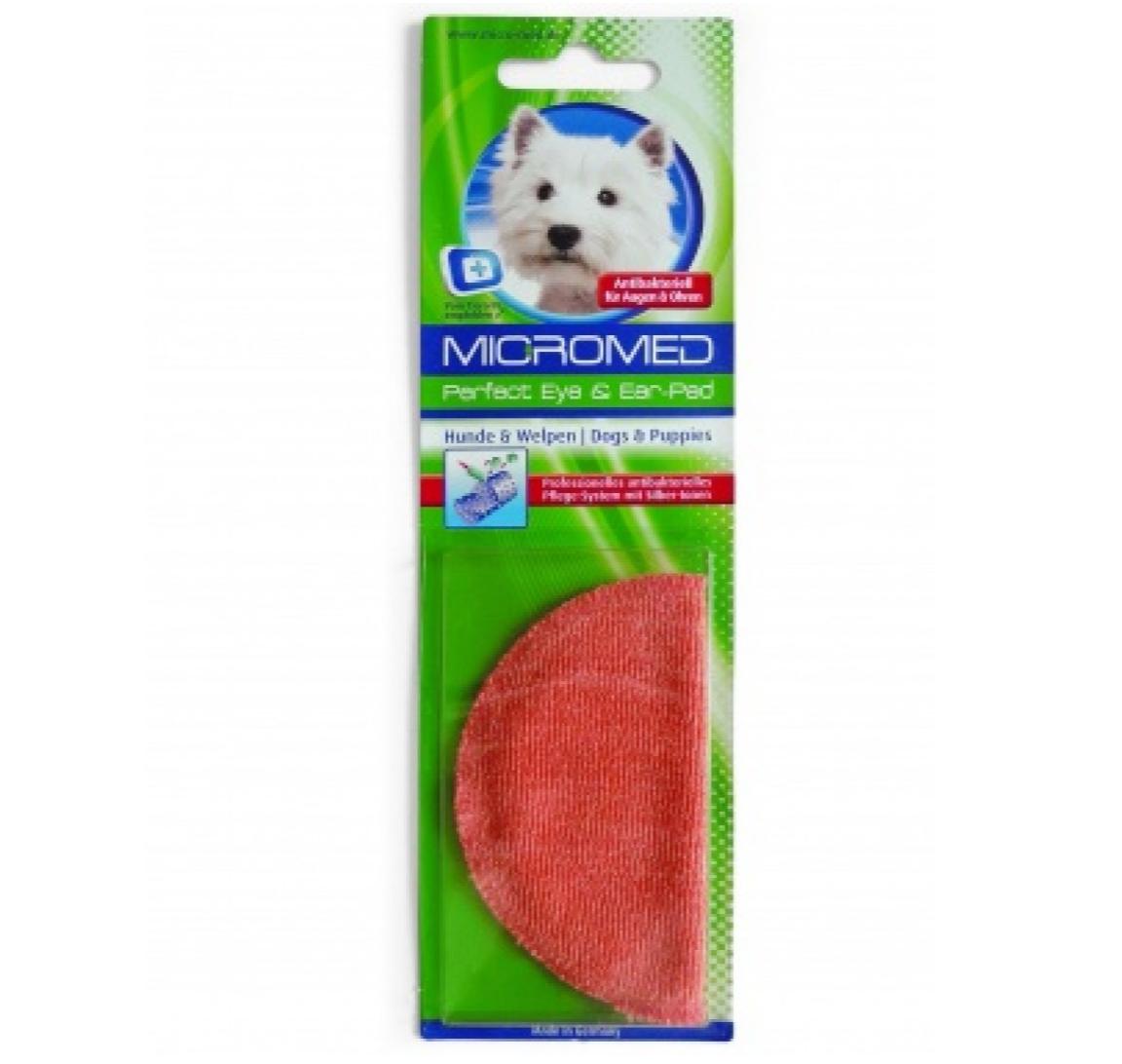 Micromed Czyścik do oczu/uszu dla psa