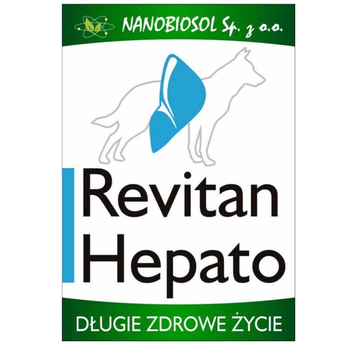 NANOBIOSOL Revitan Hepato