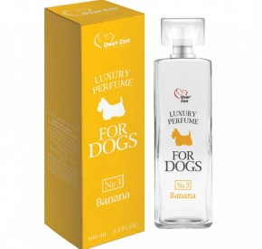 DOGS PREMIUM Perfumy dla psów o zapachu bananów