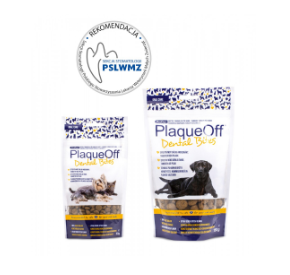 PlaqueOff Dental bites Cats & Dogs