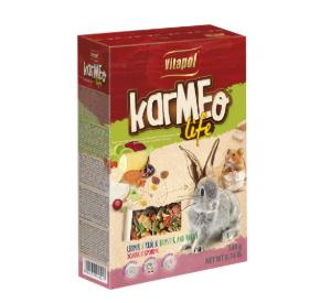 Vitapol KARMEO Life Karma warzywno-owocowa dla chomika i królika 340 g