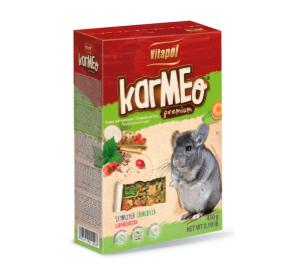 Vitapol KARMEO Premium Karma pełnoporcjowa dla szynszyli 450 g