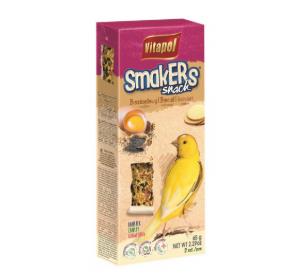 Vitapol Smakers biszkoptowy z makiem dla kanarka