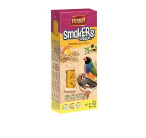 Vitapol Smakers jajeczny dla zeberki i ptaków egzotycznych