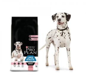 Purina PRO PLAN LARGE ATHLETIC ADULT Sensitive Skin OPTIDERMA 14 kg